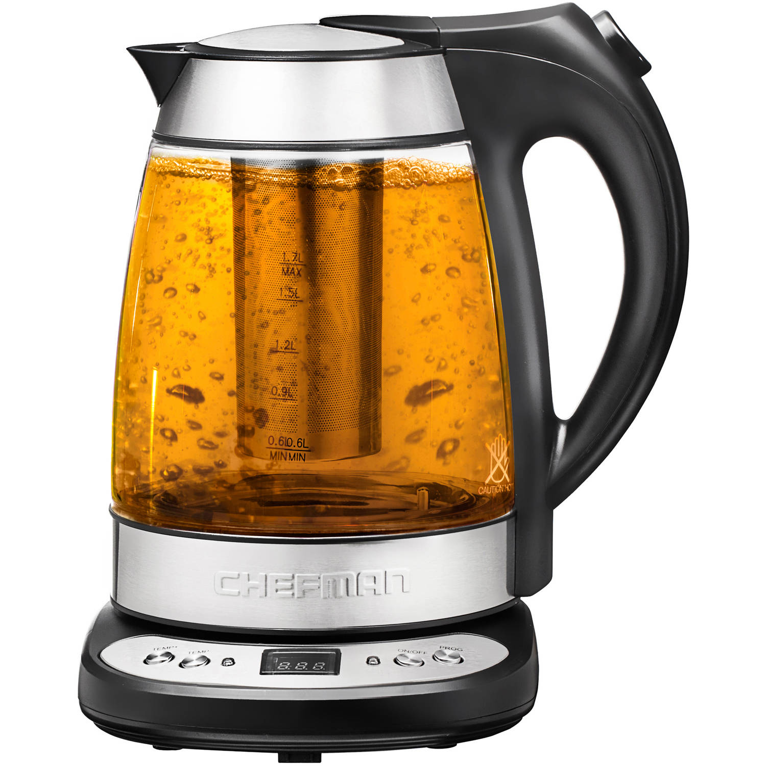 Chefman Precision Electric Kettle
