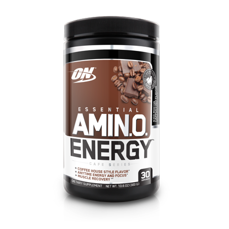 Optimum Nutrition Amino Energy  Mocha Cappuccino  30 Serv