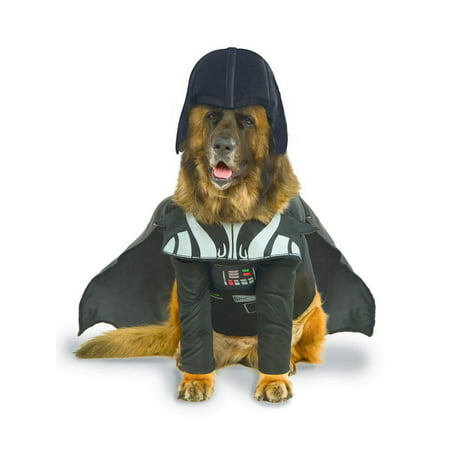 Star Wars Pet Big Dogs Darth Vader Costume (Star Wars Dog Accessories)
