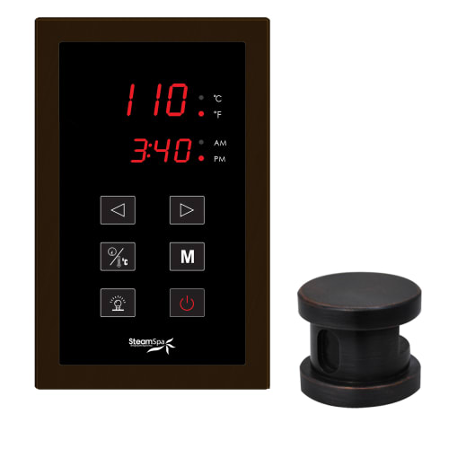 SteamSpa OATPK Oasis Touch Panel Control Kit