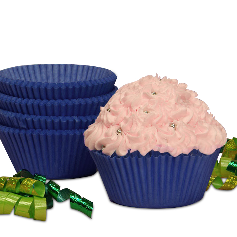 """Red Polka Dot Cupcake Baking Cups 2"""" X 1 1/4""""  