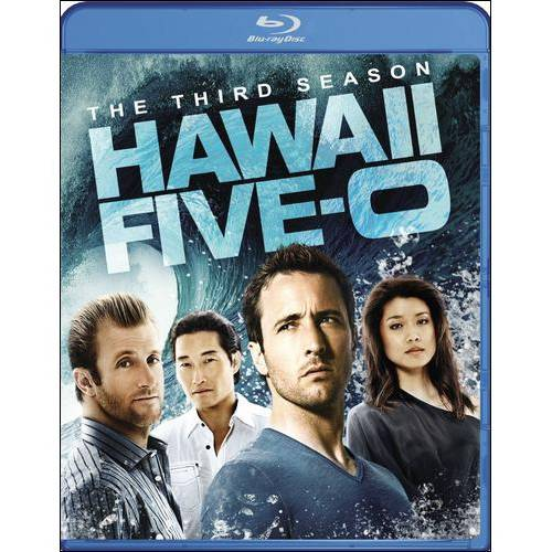 HAWAII FIVE O-THIRD SEASON (2010) (BLU RAY/6DISCS)