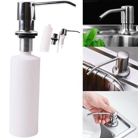 - OkrayDirect 300ML Countertop Liquid Hand Pump Replacement Kitchen Sink Soap Dispenser