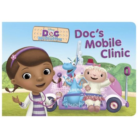 Doc Mcstuffins Clinic (Docs Mobile Clinic (Board)