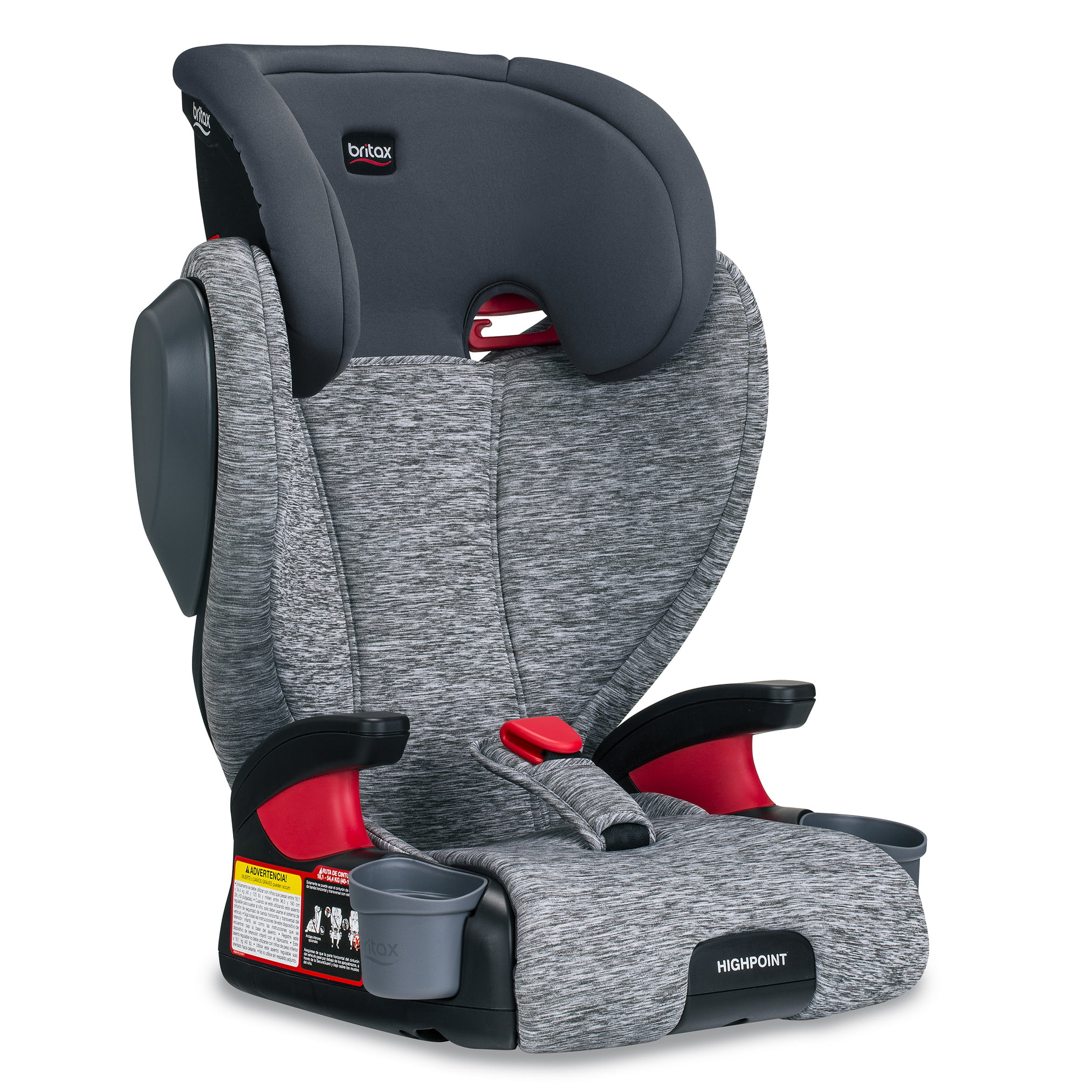 Britax Highpoint Belt-Positioning Booster Seat, Asher by Britax