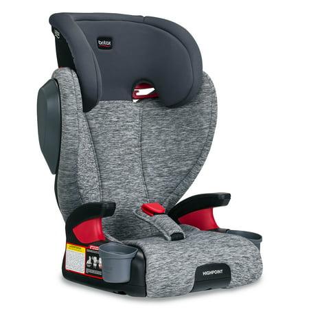Britax Highpoint Belt-Positioning Booster Car Seat - Asher