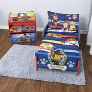 """PAW Patrol Toddler Bedding 3-Piece Comforter Sheet Set 52"""" x 28"""""""