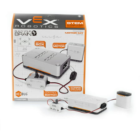 Electronic Motor Action Kit - VEX Motor Kit by HEXBUG