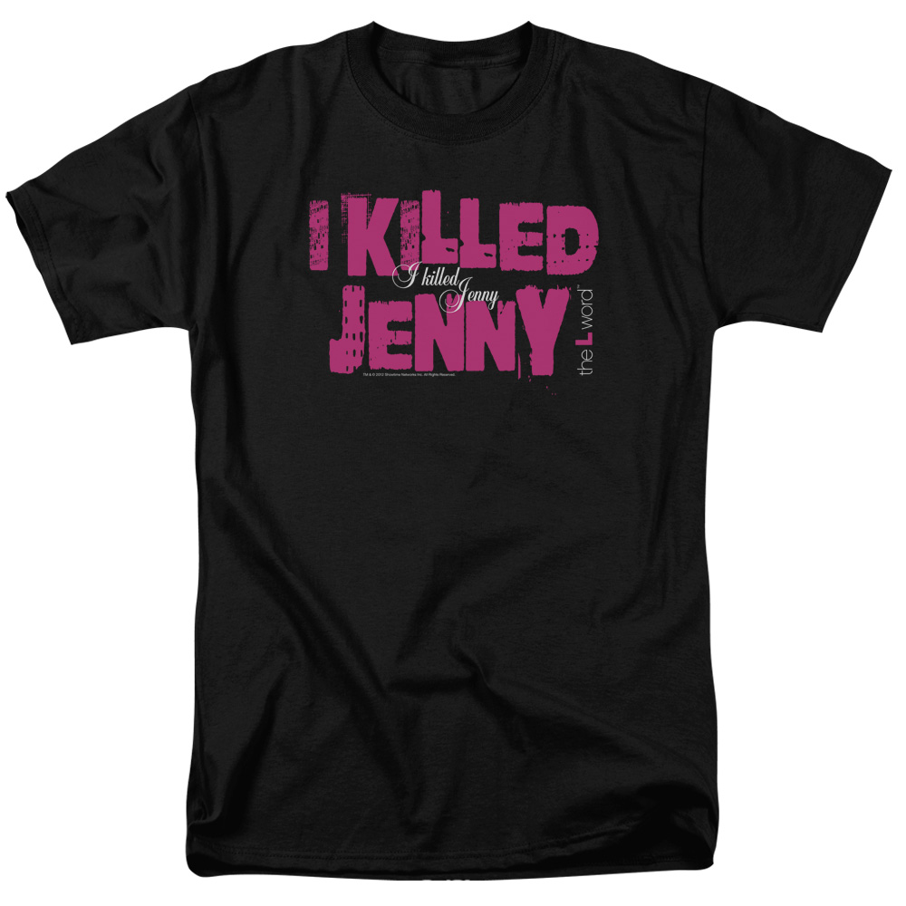 The L Word/I Killed Jenny S/S Adult 18/1   Black     Sho233
