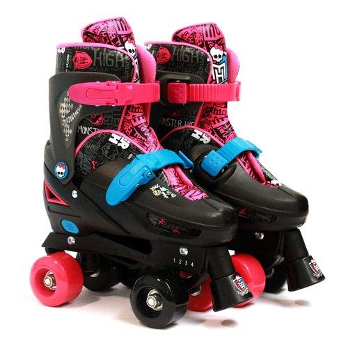 Street Flyers Monster High Adjustable Quad Roller Skates
