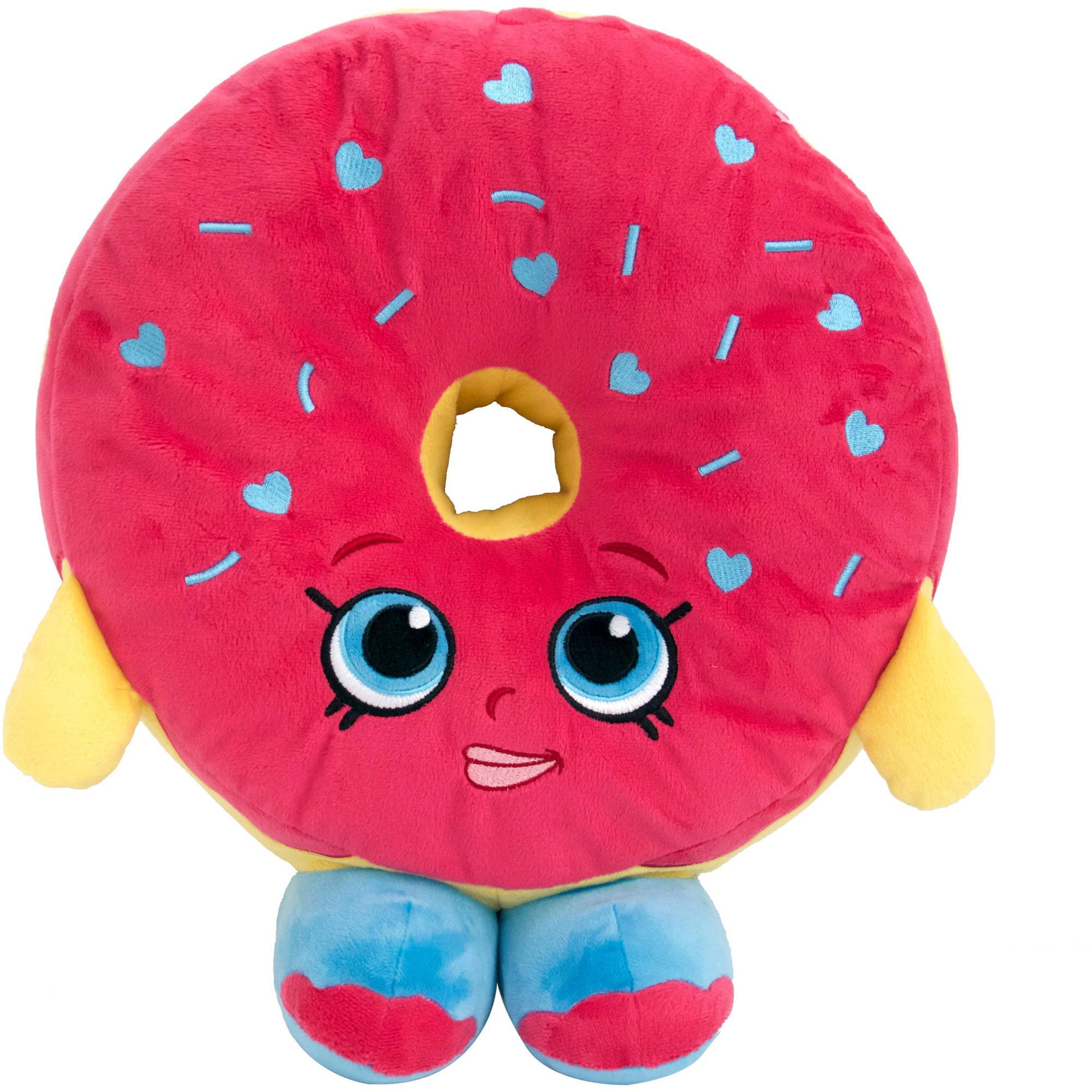 Shopkins D'Lish Donut Pillow Buddy