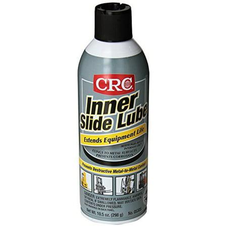- CRC 05305 Inner Slide Lube, 10.5 Ounce, Black Liquid