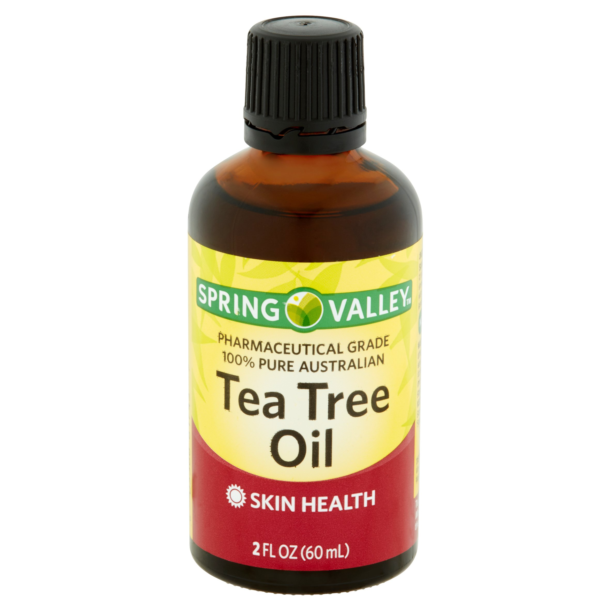 Spring Valley Tea Tree Skin Health Oil 2 Oz Walmart