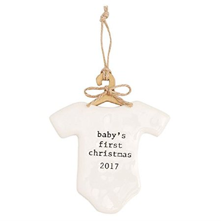 mud pie babys first christmas 2017 ornament