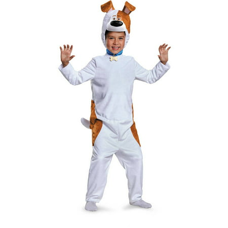 Secret Life of Pets Max Deluxe Child Halloween Costume - Wild Things Max Costume