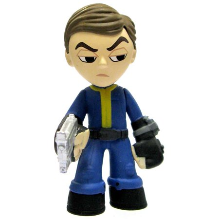 Funko Fallout Mystery Minis Series 1 Male Vault Dweller Mystery Minifigures (Fallout Vault Costume)