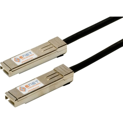 """ENET 01-SSC-9788-ENC ENET SonicWall 01-SSC-9788 Compatible 10GBASE-CU SFP+ Direct-Attach Cable (DAC) Passive 3m (9.84 ft) - 100% Tested Lifetime Warranty Guaranteed Compatible"""