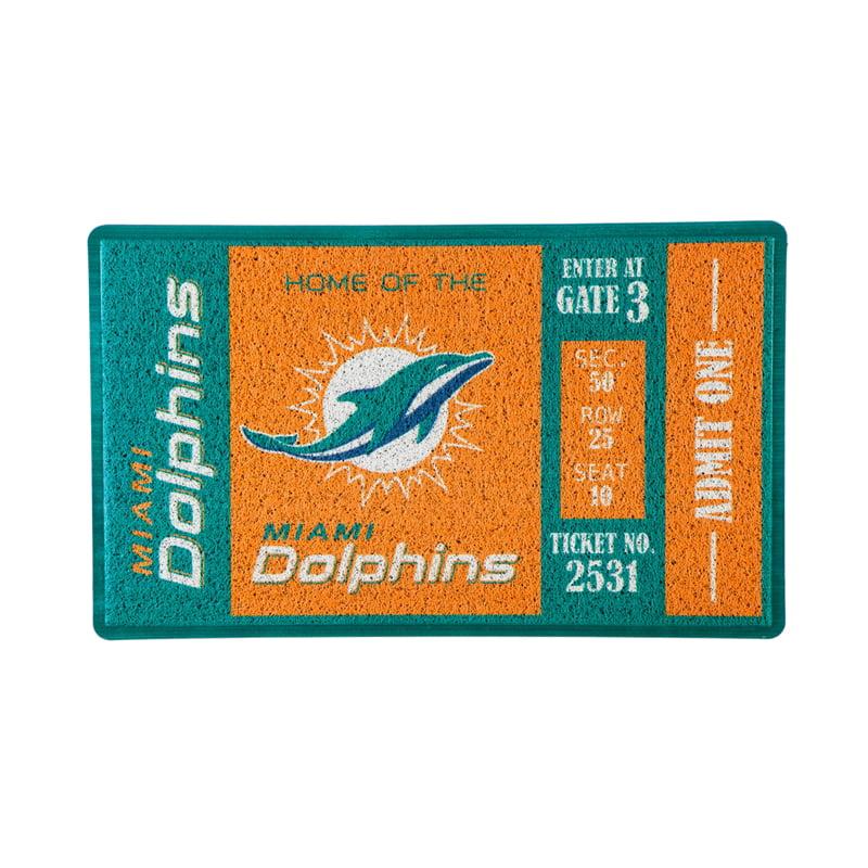 Turf Mat, Miami Dolphins