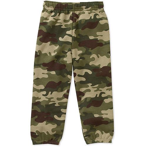 Garanimals Baby Boys' Basic Fleece Pant