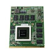 Brand nVidia Quadro FX 2800M FX2800M for HP EliteBook 8740w 8730w Mobile WorkStation Laptop GDDR3 1GB MXM 3.0-B Graphics Video Card Replacement