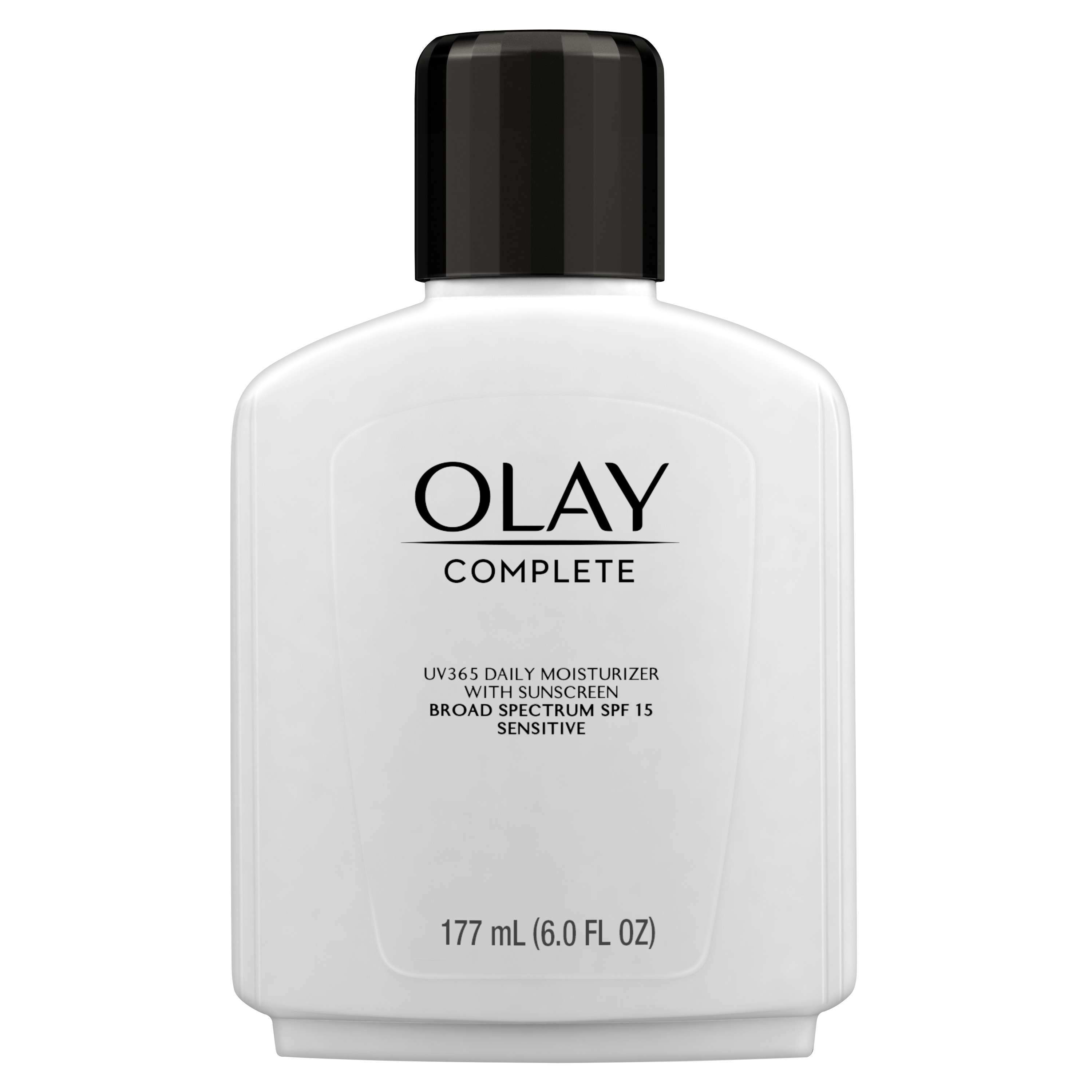 Olay Complete Lotion Face Moisturizer with SPF 15 Sensitive, 6.0 oz