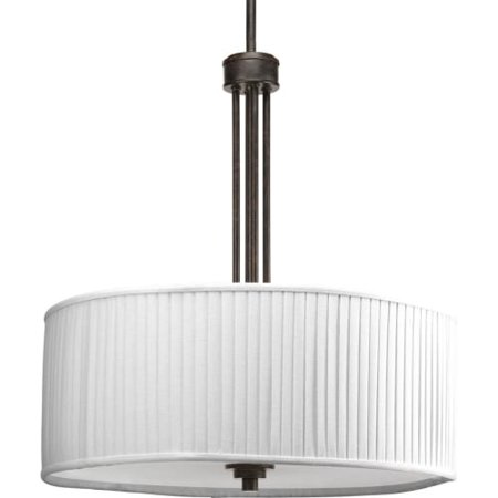 Clayton Collection Three-Light Pendant
