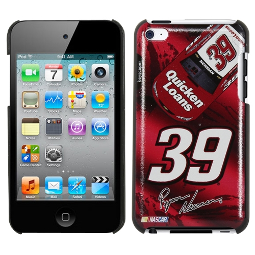 Ryan Newman 4th Generation iPod Touch Hard Case - Red - No Size