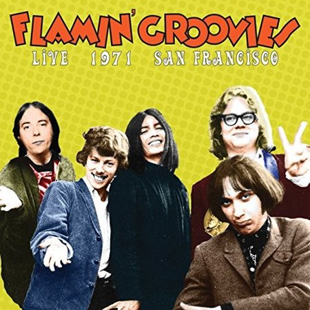 Live In San Francisco 1971 The Flamin' -