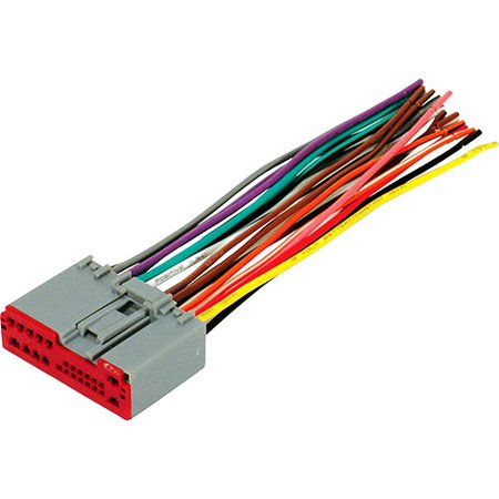 SCOSCHE FD23B - 2004-up Select Ford Wire Harness / Connector for Car on cable harness plug, wire rope plug, wire connector plug, wire handcuffs, fuel tank plug, alternator plug, queen harness plug, wire power plug, radiator plug, battery plug,