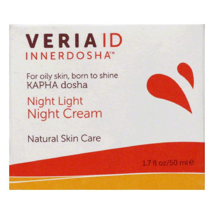 Veria ID Night Light Night Cream, 1.7 Oz