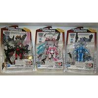 Transformers Generations Deluxe Class Arcee, Chromia & Windblade Set