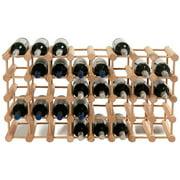 Wine Enthusiast 640 40 03 Modular 40 Bottle Wine Rack