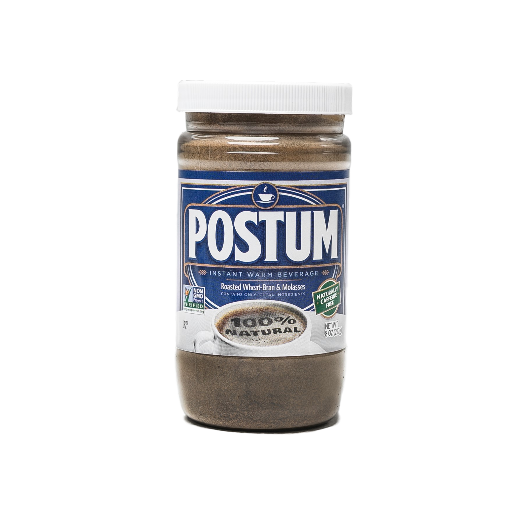Postum Coffee Alternative Roasted Wheat