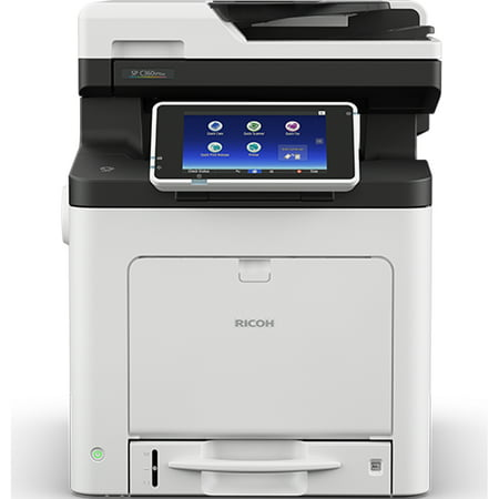 Ricoh SP C360SFNw All-in-One LED Color Laser Printer Colour Led Laser
