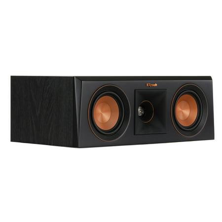 Klipsch RP-400C Center Channel Speaker (Ebony) (Klipsch Center Speaker)