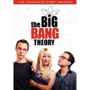 The Big Bang Theory: The Complete First Season (DVD)