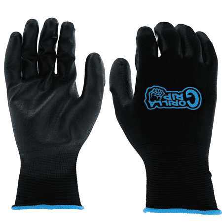 Gorilla No-Slip Grip Gloves, Large, 25053-08