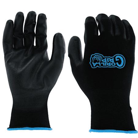 Gorilla No-Slip Grip Gloves, Large, 25053-08