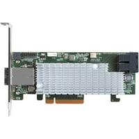 RocketRAID 3700 Series RR3742A PCIe 3.0 x8 SAS/SATA RAID Host Bus Adapter