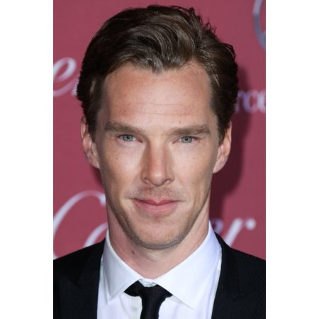 Image of Benedict Cumberbatch At Arrivals For 26Th Annual Palm Springs International Film Festival Awards Gala 2015 Canvas Art - (16 x 20)