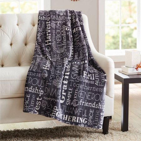 What Is A Throw Blanket Classy Better Homes And Gardens Harvest Velvet Plush Throw Blanket