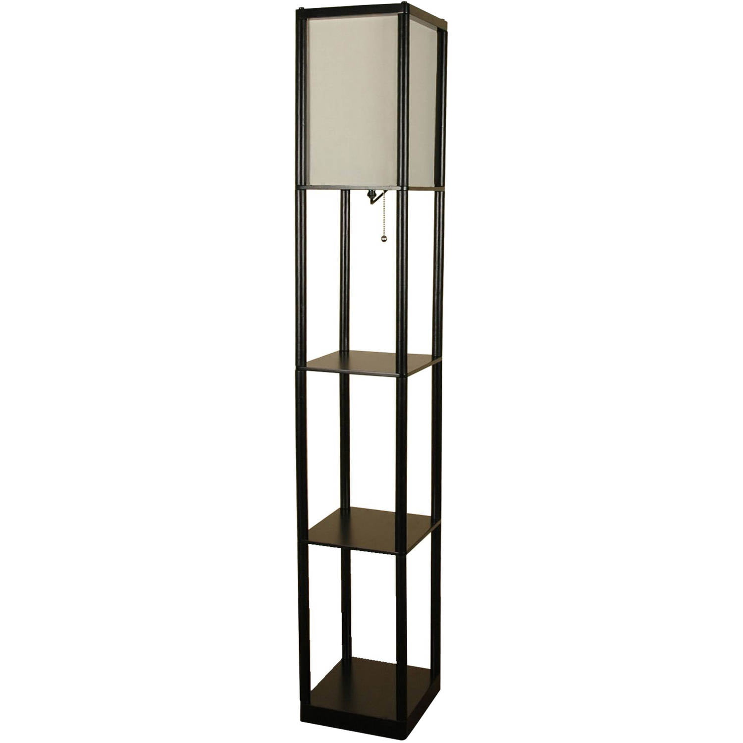 with keyword floor lamp wayfair wall shelves