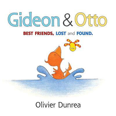Gideon and Otto Best Friends Lost and Fo (Board
