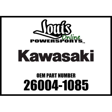 Kawasaki 98 03 Voyager Fuse Assembly  26004 1085 New Oem