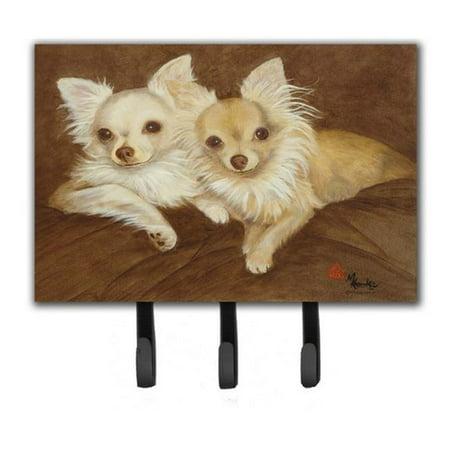 Chihuahua For The Pair Leash & Key Holder (Chihuahua Key)