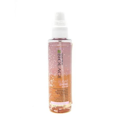 Biolage Sugar Shine Illuminating Mist Hairspray , 4.2 Oz