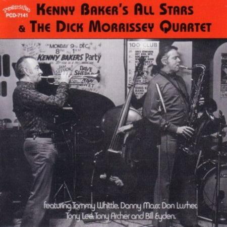 Kenny Baker's All Stars/The Dick Morrissey Quartet