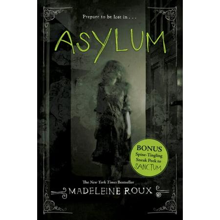 Asylum - Halloween High School Worksheets