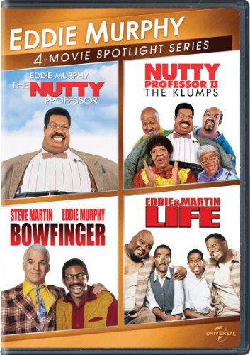 Eddie Murphy 4-Movie Spotlight Series by Eddie Murphy