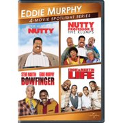 Universal Eddie Murphy 4-movie Spotlight Series [dvd] [2discs] by